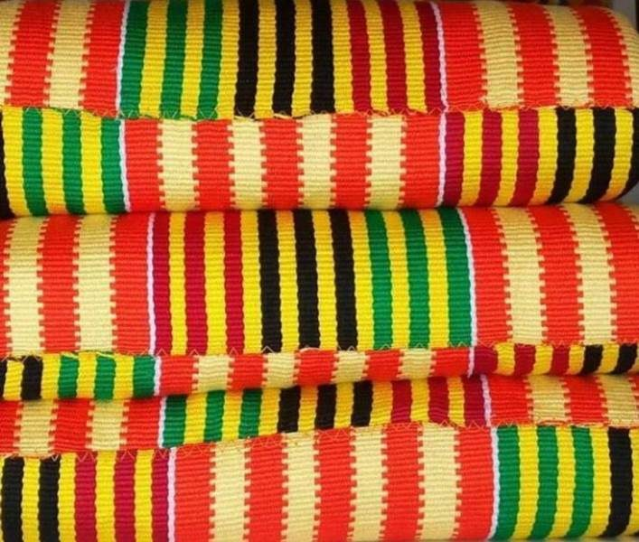 Mixed colours kente1