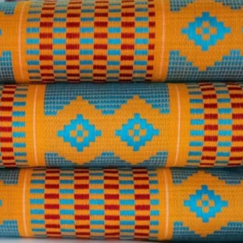 Mixed colours kente_40