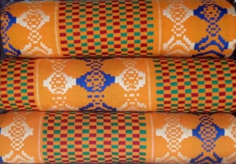 Mixed colours kente_42