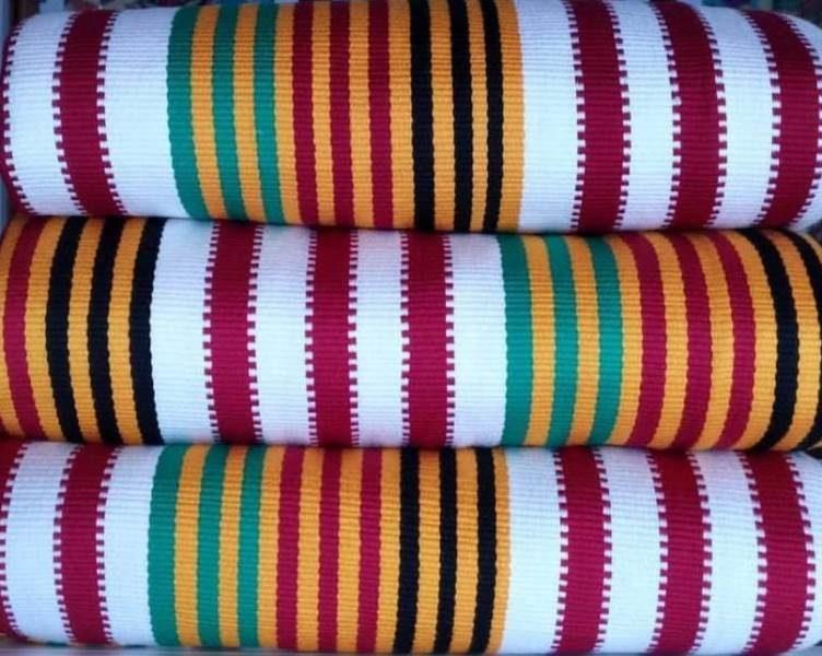 Mixed colours kente_47